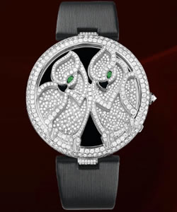 Luxury Cartier Le Cirque Animalier watch HPI00340 on sale