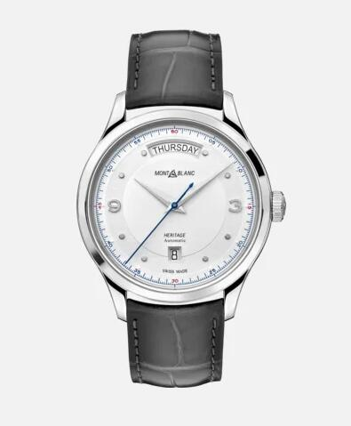 Montblanc Heritage Automatic Day Date Replica Watch MB119947