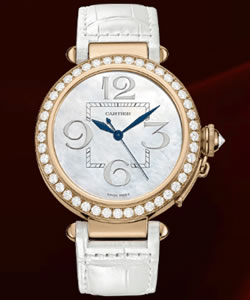 Buy Cartier Pasha De Cartier watch WJ124005 on sale