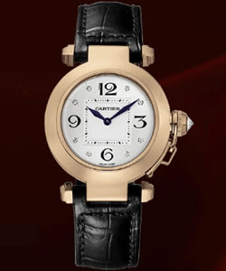 Buy Cartier Pasha De Cartier watch WJ11913G on sale