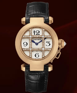 Buy Cartier Pasha De Cartier watch WJ11963G on sale