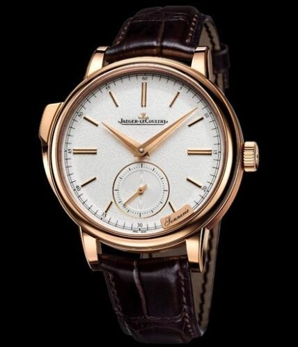 Replica Jaeger Lecoultre Master Grande Tradition à Répétition Minutes Q5092520 Pink Gold - Alligator Bracelet Watch
