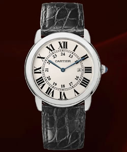 Replica Cartier Ronde Solo De Cartier watch W6700255 on sale