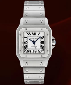 Best Cartier Santos De Cartier watch W20098D6 on sale