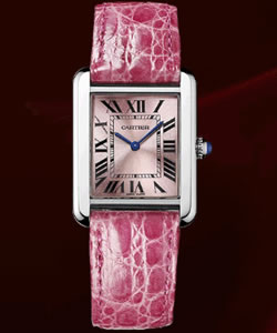 Luxury Cartier Tank Cartier watch W5200000 on sale