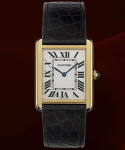 Luxury Cartier Tank Cartier watch W5200002 on sale