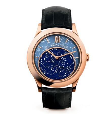 Replica Van Cleef & Arpels Midnight in Paris Watch VCARF80700
