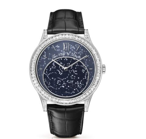 Replica Van Cleef & Arpels Midnight in Paris Watch VCARM96400