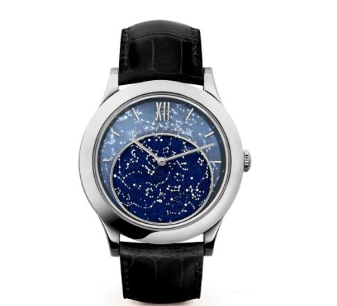 Replica Van Cleef & Arpels Midnight in Paris Watch VCARN5HI00