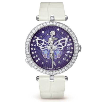 Replica Van Cleef & Arpels Lady Arpels Ballerine Enchantée Watch VCARO4F200