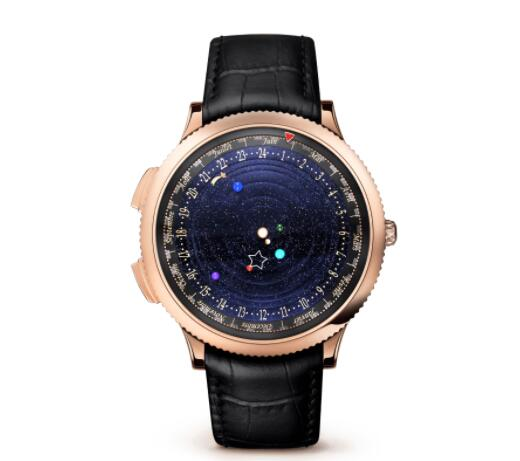 Replica Van Cleef & Arpels Midnight Planétarium Watch VCARO4J000