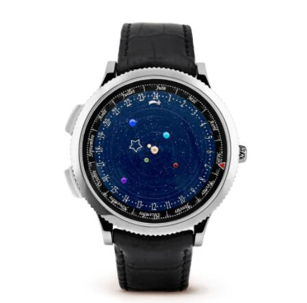 Replica Van Cleef & Arpels Midnight Planétarium Watch VCARO4KE00