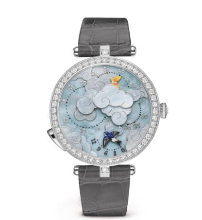 Replica Van Cleef & Arpels Lady Arpels Ronde des Papillons Watch VCARO8OD00