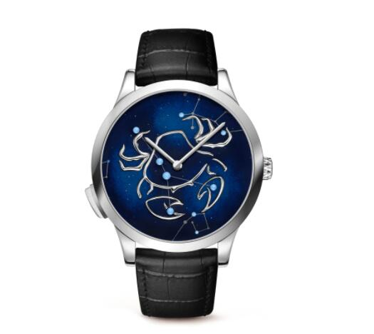 Replica Van Cleef & Arpels Midnight Zodiac Lumineux Cancer watch VCARO8TB00