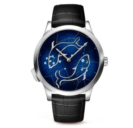 Replica Van Cleef & Arpels Midnight Zodiac Lumineux Pisces watch VCARO8TF00
