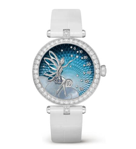 Replica Van Cleef & Arpels Lady Féerie watch VCARO8ZD00
