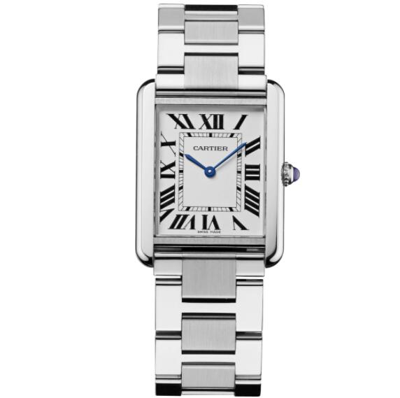 Replica Cartier Tank Solo watch W5200014