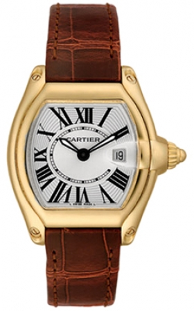 Fine Cartier Roadster watch for women Replica W62018Y5 Small
