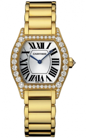 Fine Cartier Tortue watch for women Replica WA5071W8