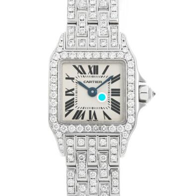 Best Cartier Santos De Cartier watch WF9005YA on sale