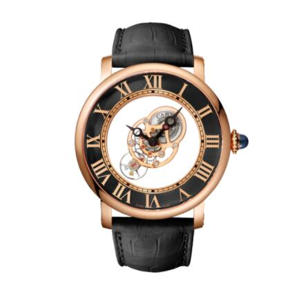 Replica Cartier Rotonde de Cartier watch WHRO0040